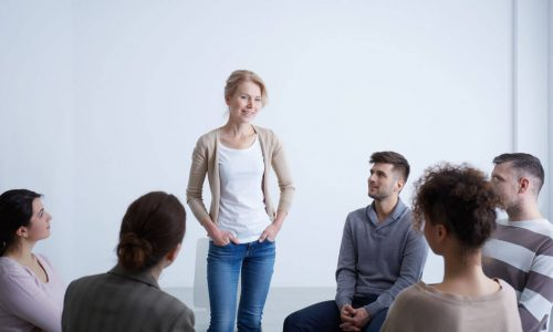 Life coaches on break the first rule of therapy